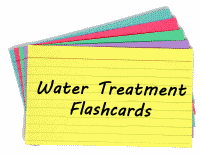 Water Treatment flashcards
